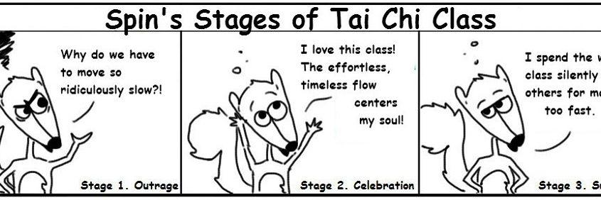Ratchet & Spin: Tai Chi