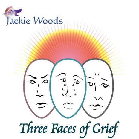 ThreeFacesGrief Emotional Support