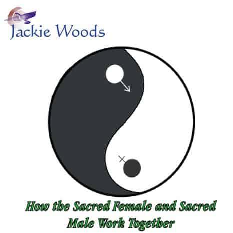 Sacred Male Sacred Female by Jackie Woods