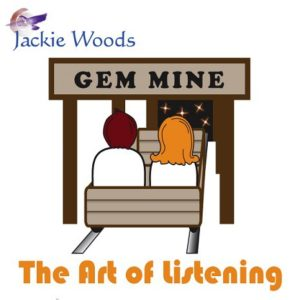 The Art of Listening by Jackie Woods
