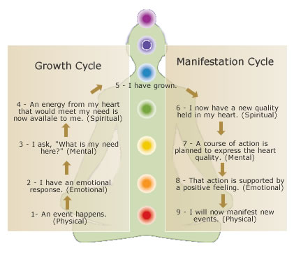 cycle Growth & Manifestation Cycle by Jackie Woods