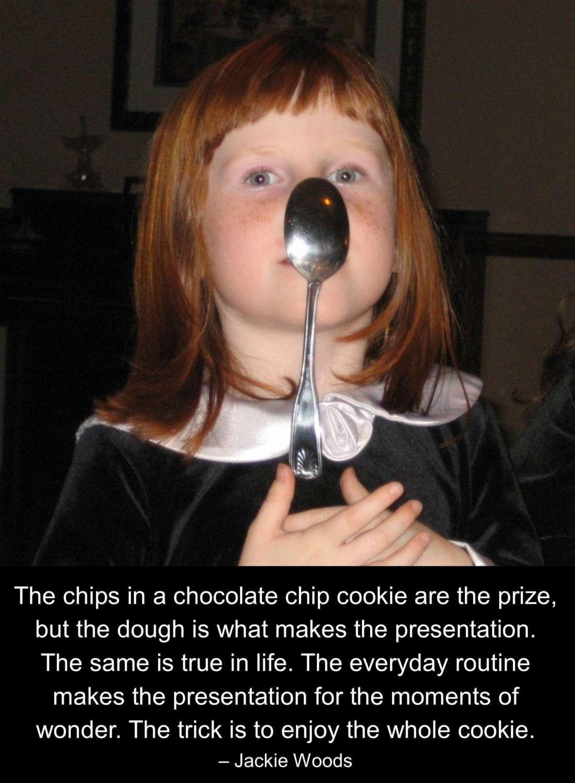 Cookies Contact Jackie Woods