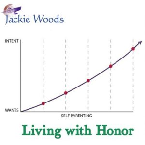 Living with Honor by Jackie Woods
