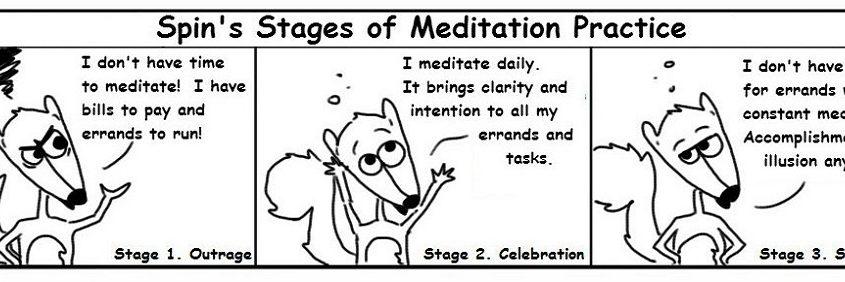 Ratchet & Spin: Meditation