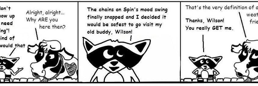 Ratchet & Spin: Mood Swing