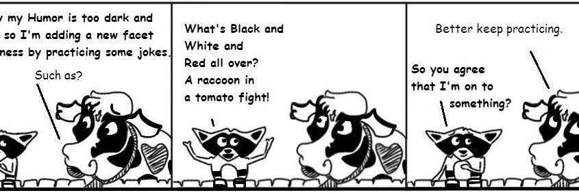 Ratchet & Spin: Joke
