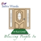 Blessing People In by Jackie Woods