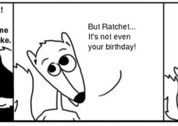 Cake-260x185 Personal Growth Comic - Ratchet & Spin