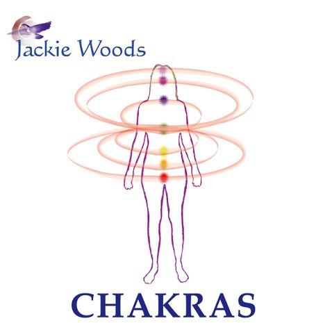 Chakras by Jackie Woods