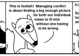 Conflict-260x185 Personal Growth Comic - Ratchet & Spin