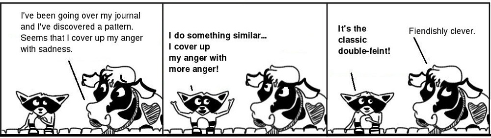 CoverUp Personal Growth Comic - Ratchet & Spin