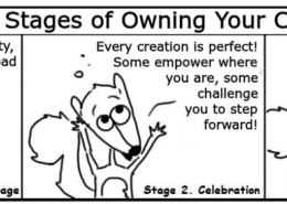 CreationStages-260x185 Personal Growth Comic - Ratchet & Spin