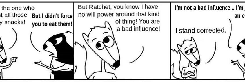 Ratchet & Spin: Enabler