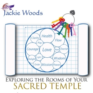 Exploring the Rooms of Your Sacred Temple by Jackie Woods