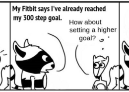 Fitbit-260x185 Personal Growth Comic - Ratchet & Spin