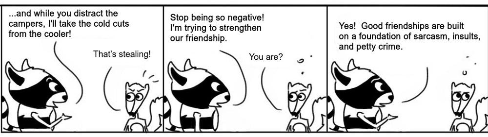 Friendship-1 Friendship