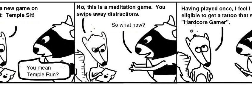 Ratchet & Spin: Gamer