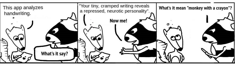 Handwriting Handwriting