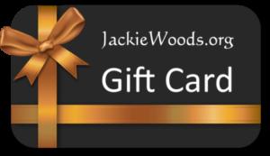 Jackie Woods Gift Card