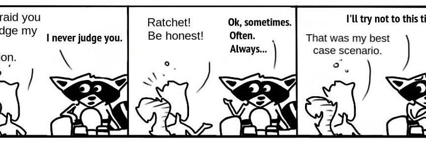 Ratchet & Spin: Judge
