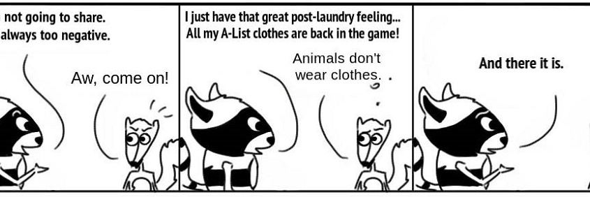 Ratchet & Spin: Laundry