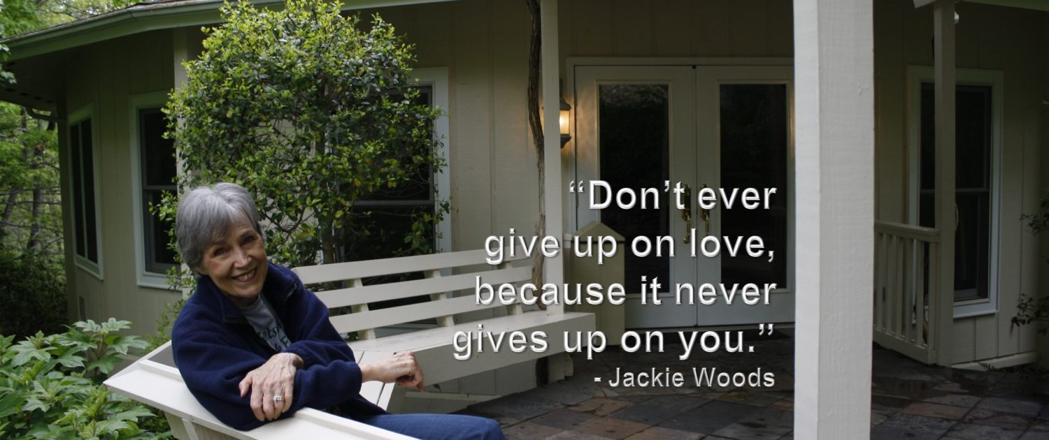 Love-1500x630 Don't Ever Give Up by Jackie Woods