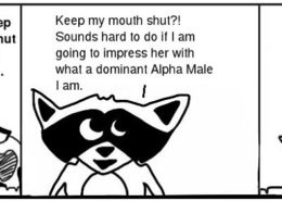 MouthShut-260x185 Personal Growth Comic - Ratchet & Spin