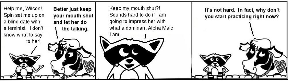 MouthShut Personal Growth Comic - Ratchet & Spin