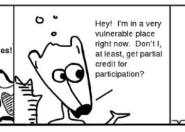 PartialCredit-260x185 Personal Growth Comic - Ratchet & Spin