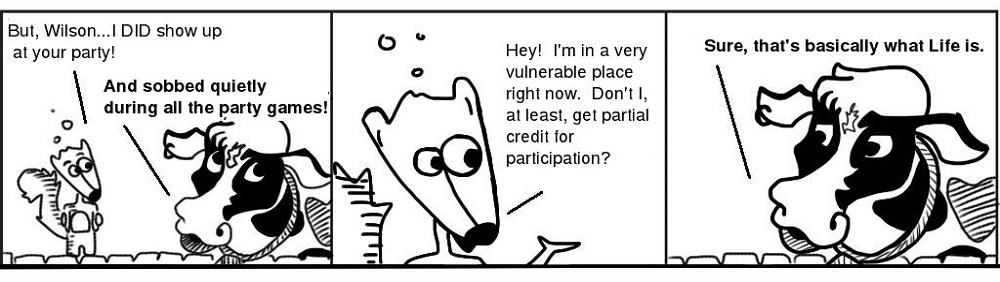 PartialCredit Personal Growth Comic - Ratchet & Spin