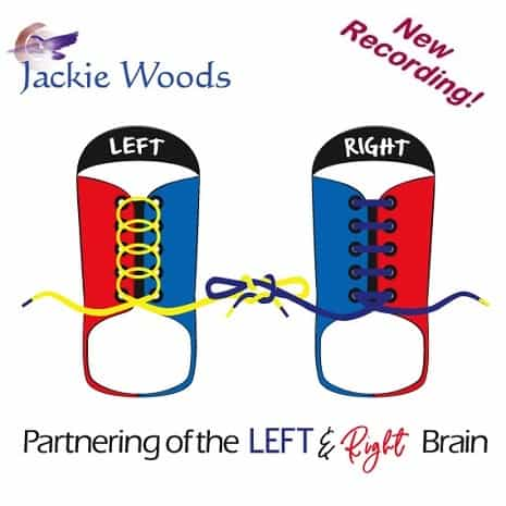 Partnering Left & Right Brain by Jackie Woods
