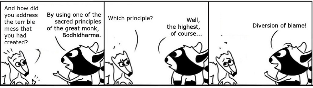 Principle Personal Growth Comic - Ratchet & Spin