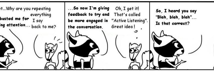 Ratchet & Spin: Listening...