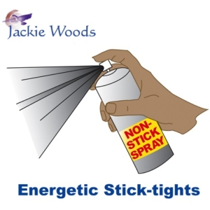 Energetic Sticktights by Jackie Woods