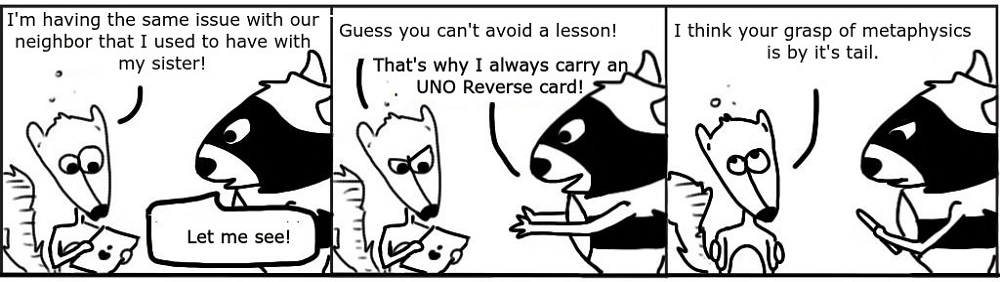 UNO Personal Growth Comic - Ratchet & Spin