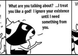 god-260x185 Personal Growth Comic - Ratchet & Spin